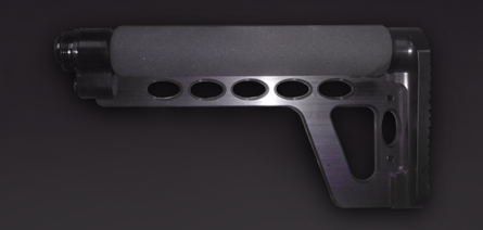 A-1 Fixed Length Bench Rest Stock