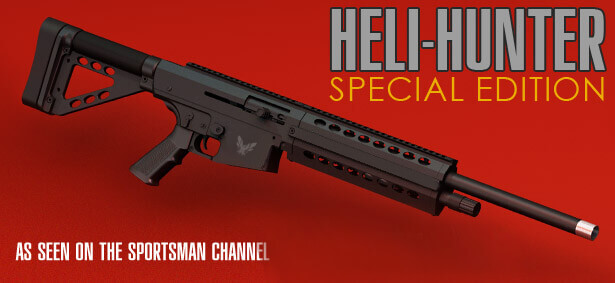 Heli Hunter Special Edition