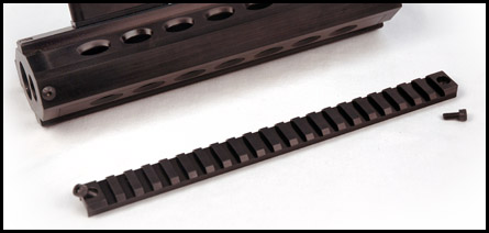 TAC-12 Short Hand Guard Bottom Rail